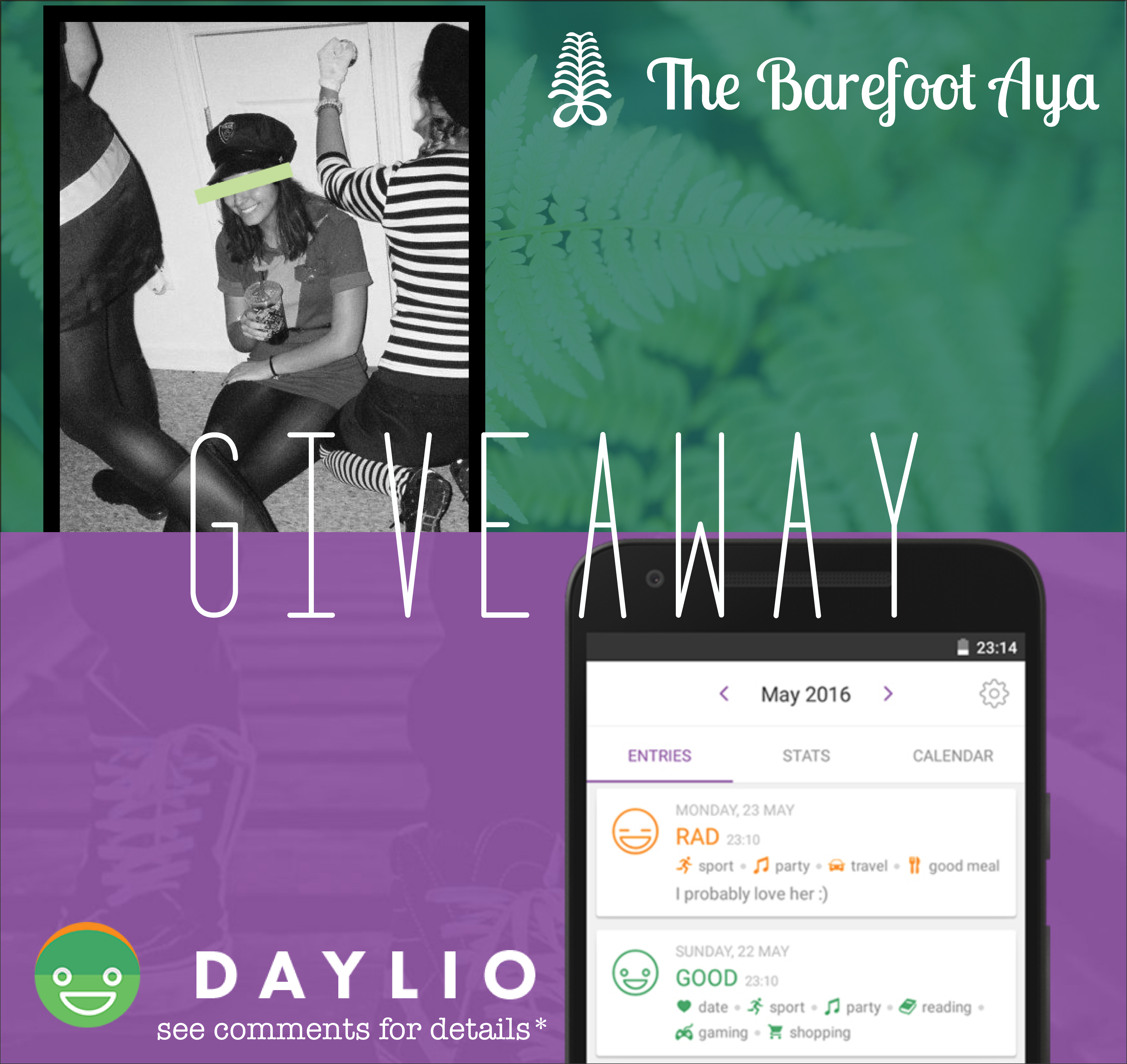 dayliogiveaway